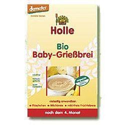 Holle bio bébiétel, búzadara 250 g
