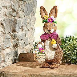 Húsvéti dekoráció Nyúllányka