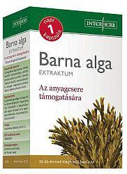 Interherb barna alga kapszula, 30 db