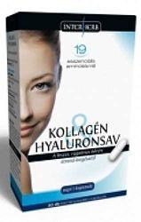 Interherb kollagén&hyaluronsav kapszula, 30 db