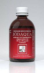 Jódaqua jódos gyógyvíz, 200 ml