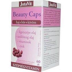 JutaVit Beauty Caps kapszula, 60 db
