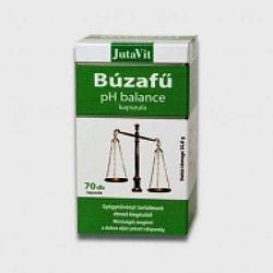JutaVit Búzafű pH balance kapszula, 70 db