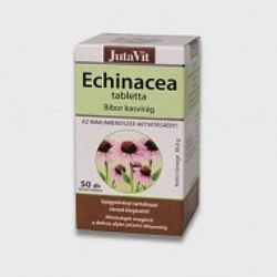 JutaVit Echinacea tabletta, 50 db