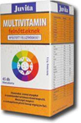 JutaVit multivitamin felnőtteknek, 45 db tabletta