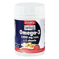 Jutavit Omega-3 halolaj 1200 mg + E-vitamin kapszula, 100 db