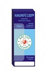 Kakukkfű csepp - kakukkfű alkoholos oldata 30 ml