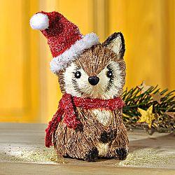 Karácsonyi rókakölyök