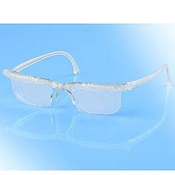 Korrekciós szemüveg fekete kerettel