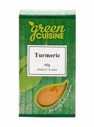 Kurkuma, őrölt - Green Cuisine
