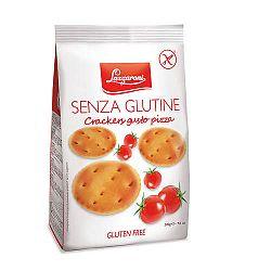 Lazzaroni gluténmentes keksz pizzás, 200g
