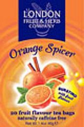 London filteres fűszeres narancs tea 20 filter