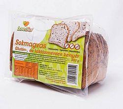 Love Diet Glutén- és laktózmentes sokmagvas kenyér 350 g