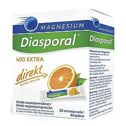 Magnesium-diasporal 400 extra direkt, 20 db