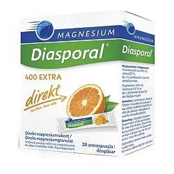 Magnesium-diasporal 400 extra direkt 50, 50 db