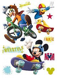 Maxi matricák - Mickey egér és barátai