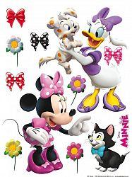 Maxi matricák - Minnie és az állatkák