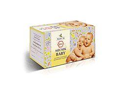 Mecsek bio Baby tea filteres, 25 Filter