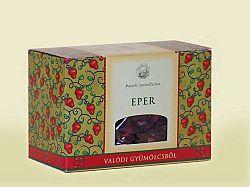 Mecsek Eper ízű szálas gyümölcstea, 100 g