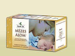 Mecsek Mézes álom tea hársfavirággal, vaníliával és mézzel, 20 filter