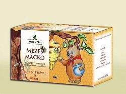 Mecsek Mézes Mackó tea Rooibos teával és mézzel, 20 filter