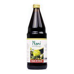 Medicura bio noni gyümölcslé 100%-os, 750 ml