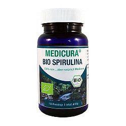 Medicura bio Spirulina tabletta, 150 db