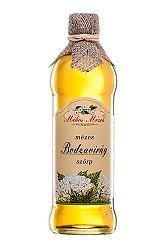 Méhes-Mézes Bodzavirág szörp, 500 ml