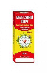 Mezei zsurló cseppek - mezei zsurló alkoholos oldata, 30 ml