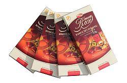 Microse Rumos krémmel töltött diabetikus tejcsokoládé fruktózzal, 100 g