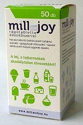 MillandJoy laktáz enzim rágótabletta, 50 db
