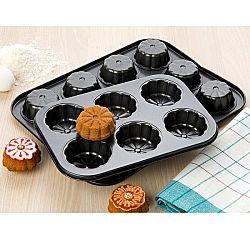 Minisütemény sütőforma, 12 részes - velikost 6 részes