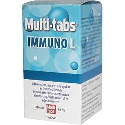 Multi-tabs immuno l tabletta, 30 db
