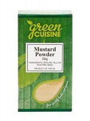Mustárpor - Green Cuisine