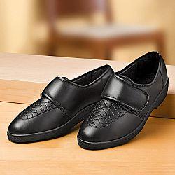 Női cipő Ruth - fekete színben - velikost 36