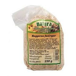 Natura fasírtpor, 500 g - magyaros