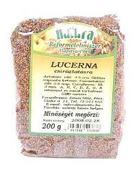 Natura lucerna csíráztatásra, 200 g