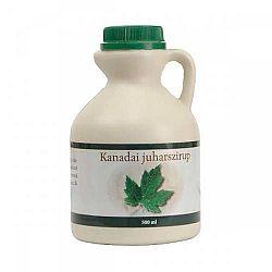 Nature7 Kanadai juharszirup D-minőségű, sötét, 500 ml