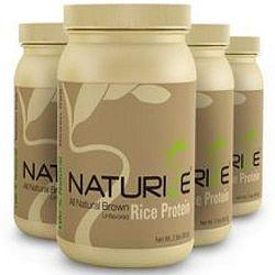 Naturize Prémium csíráztatott barna rizs fehérjepor, 816g/27adag