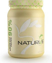 Naturize Ultra Silk barnarizs-fehérje izolátum, 620 g