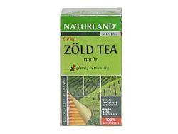 Naturland Zöld tea filteres, 20x1,5g