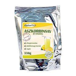 Naturpiac Aszkorbinsav, C-vitamin por, 330 g
