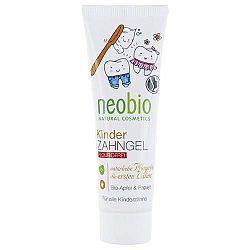 Neobio flouridmentes gyermekfogkrém 50ml