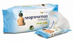 Neogranormon törlőkendő, 10 db