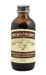 Nielsen Massey Madagaszkári Bourbon Vanilia kivonat, 118 ml
