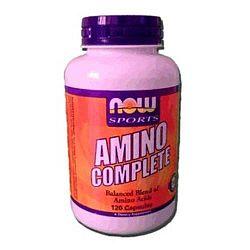 Now Amino Complete kapszula, 120 db