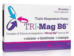 Olimp Labs TRI-Mag B6 magnézium tabletta 30db