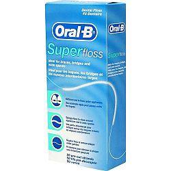 Oral-b fogs. Super floss 50 szál, 50 m