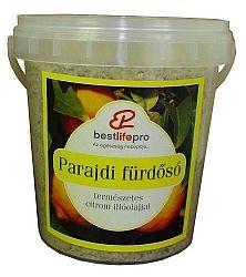 Parajdi fürdősó, citromolaj, 1 kg