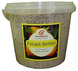 Parajdi fürdősó, citromolaj, 3,5 kg